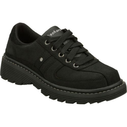 Women's Skechers Mohawk Intense Black