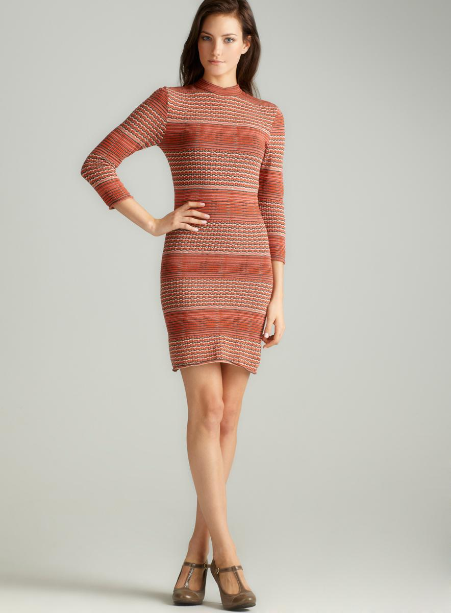 5f717f0195c8c0 Shop Free People Groovy Sweater Knit Dress - Free Shipping Today -  Overstock - 7514118