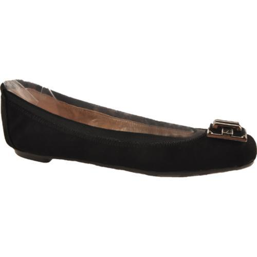 Women's BCBGeneration Eadie Black Kidskin Suede
