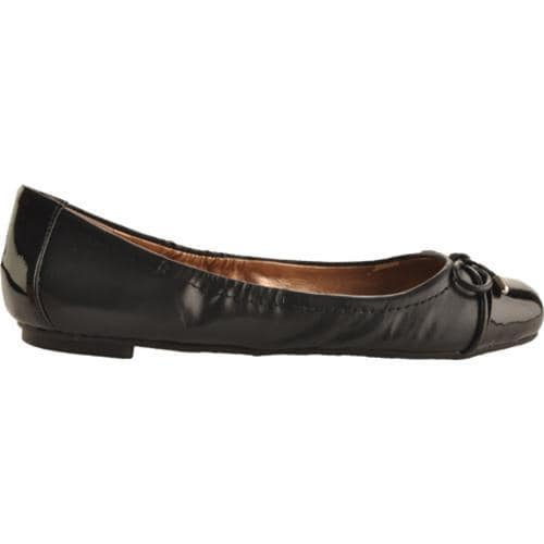 Women's BCBGeneration Embers Black/Black New Soft Metallic/Patent