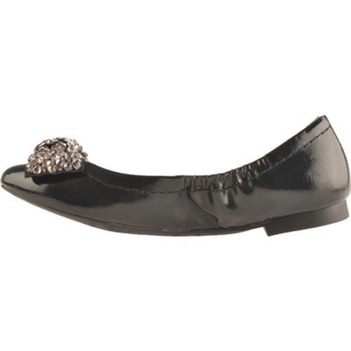 Women's BCBGeneration Luckies Black Casual Patent/Grosgrain - Thumbnail 2