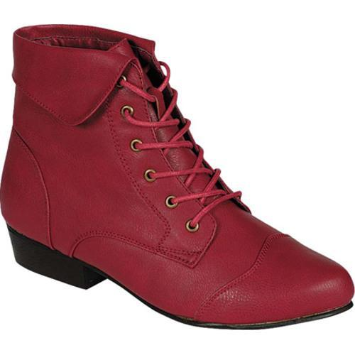 Women's L & C Indy-11 Red