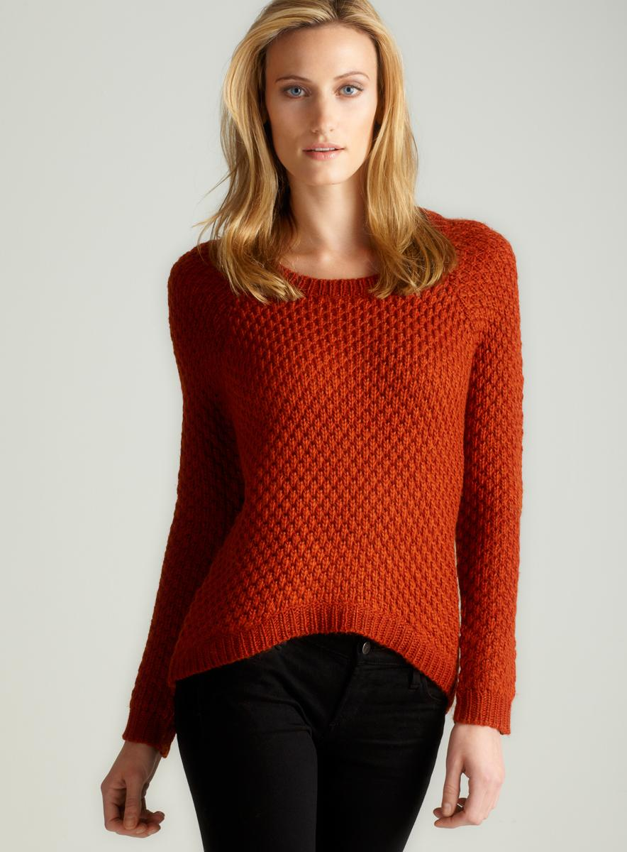 Annalee + Hope L/S Novelty Hilo In Spice