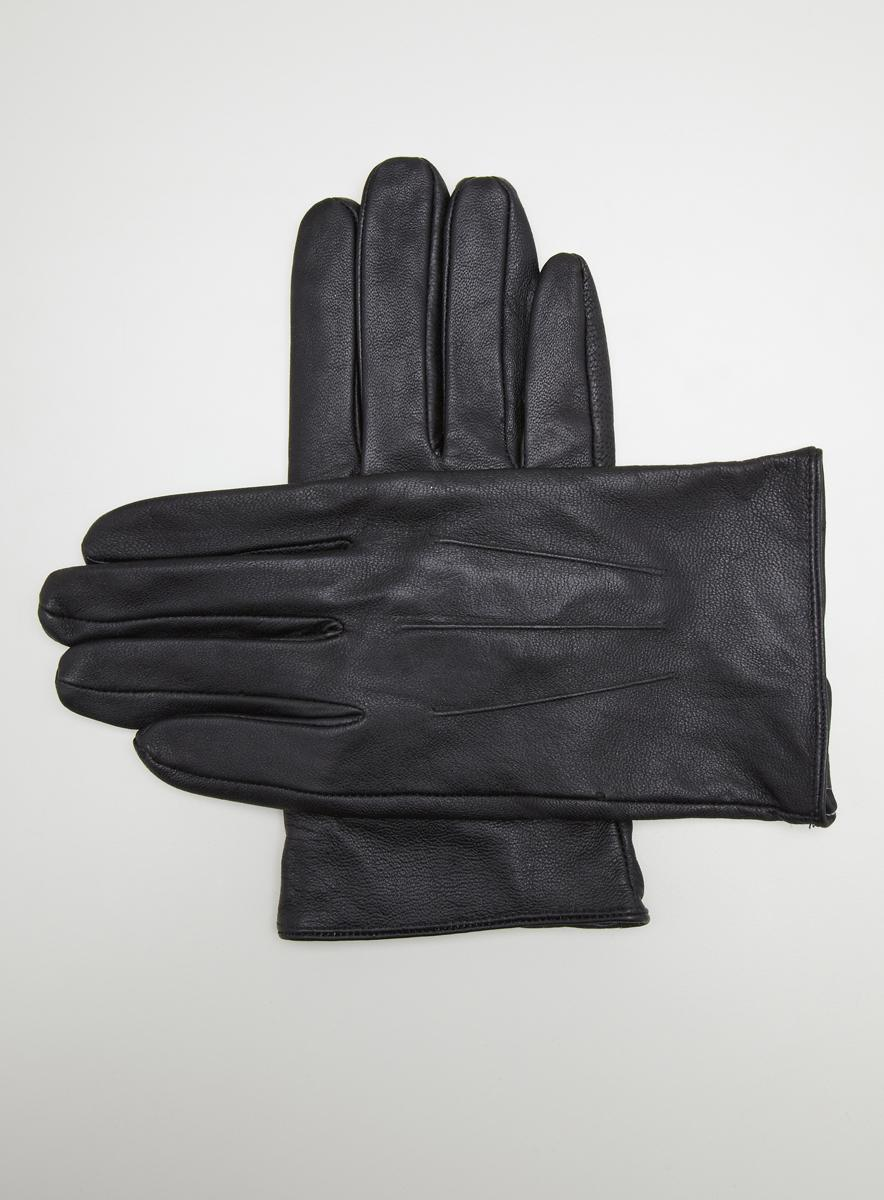 Overstock mens leather gloves - Geoffrey Beene Glove Leather Lined