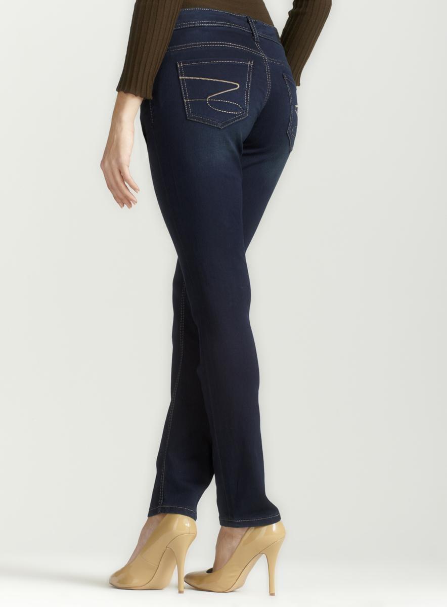 Seven 7 Basic Skinny Sateen Jean