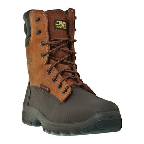 Men's McRae Industrial Non-Metallic 6in Composite Toe EH Lacer MR86604in Sunset Leather