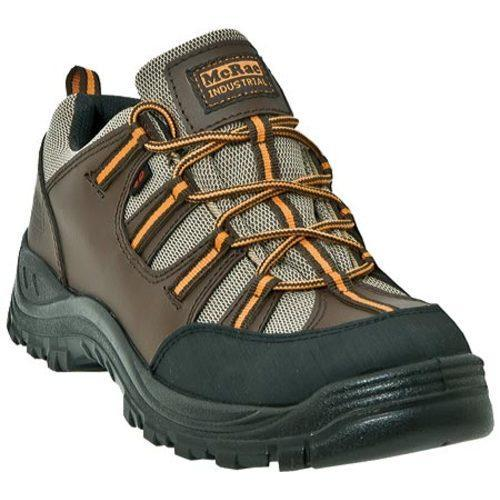Men's McRae Industrial Steel Toe Met Guard SD Hiker MR83311 Dusty Saddle Leather - Thumbnail 0