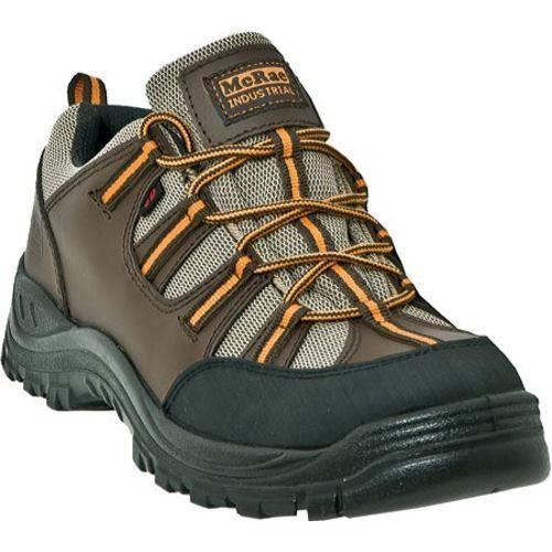 Men's McRae Industrial Steel Toe SD Hiker MR83301 Gaucho Leather - Thumbnail 0