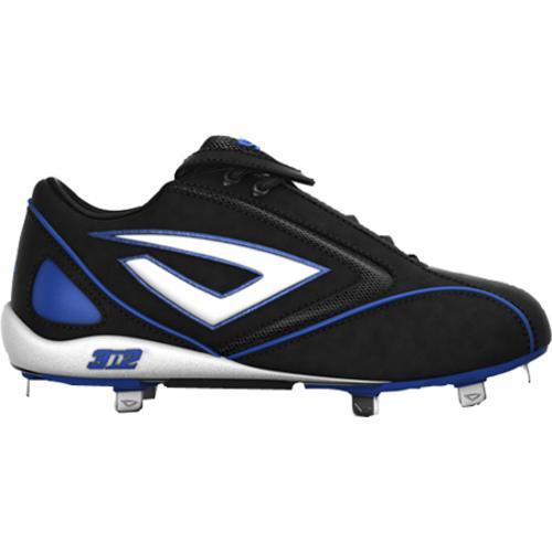 Men's 3N2 Pyro Metal Black/Royal - Thumbnail 0
