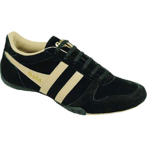 Men's Gola Chase Black/Ecru - Thumbnail 0