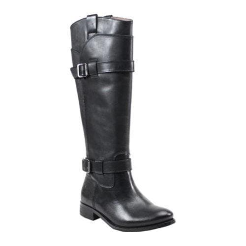 Women's Bronx East Drive Black Leather