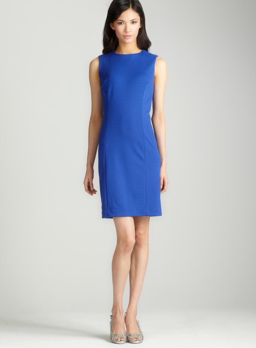 Premise Shoe lace shoulder dress