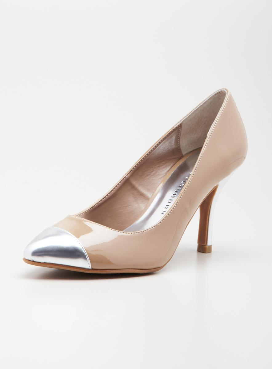 CHINESE LAUNDRY Z-alice mid heeled captoe pump