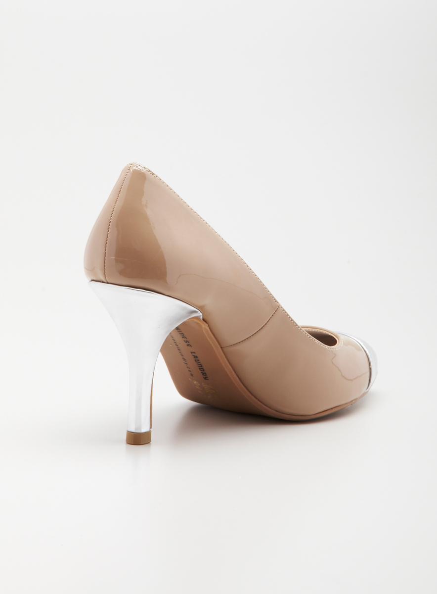 CHINESE LAUNDRY Z-alice mid heeled captoe pump - Thumbnail 1