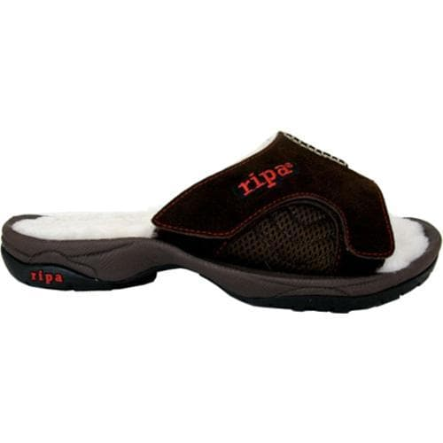 Ripa Alpine Slide Chocolate Brown