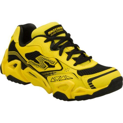 Boys' Skechers Air Tricks Fierce Flex Airlude Yellow/Black