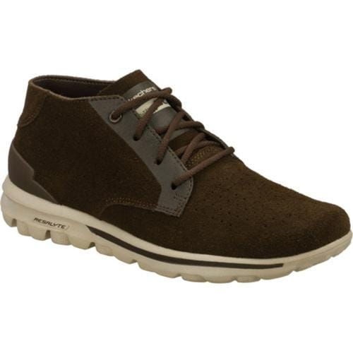Men's Skechers On the GO Chukka Brown
