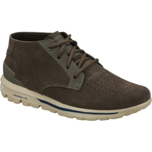 Men's Skechers On the GO Chukka Gray/Gray