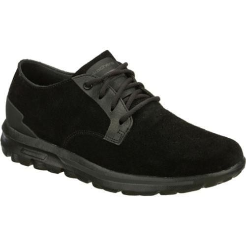 Men's Skechers On the GO Lux Black - Thumbnail 0