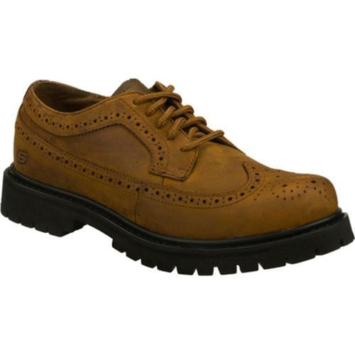 Men's Skechers Tom Cats Winger Brown