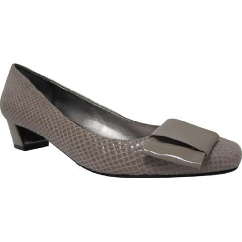 Women's J. Renee Gordi Taupe Amazon/Patent Leather