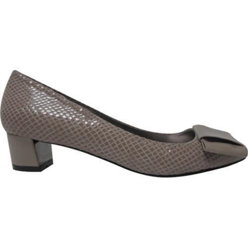 Women's J. Renee Gordi Taupe Amazon/Patent Leather - Thumbnail 1