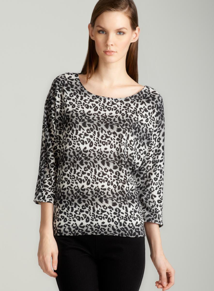 Annalee + Hope Colorblock sweater in black