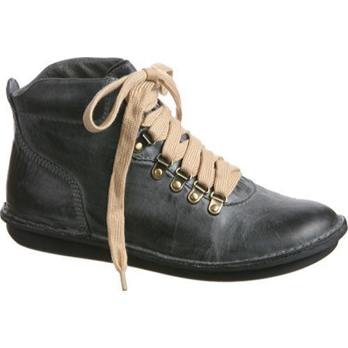 Women's OTBT Sauslito Charcoal Leather