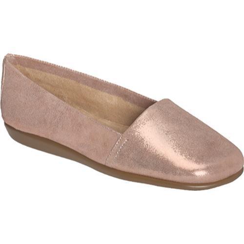 Women's Aerosoles Mr Softee Pink Metallic