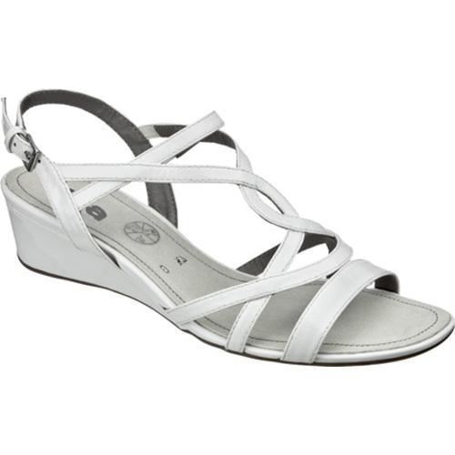 Women's ara Shanice 34114 White Leather