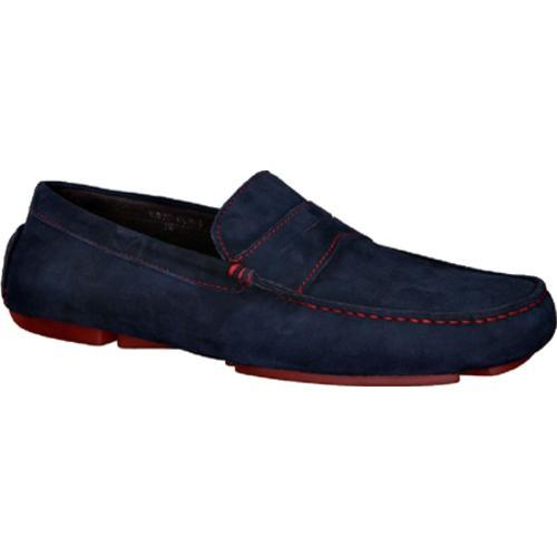 Men's Donald J Pliner Vinco-MA Blue Wash Suede