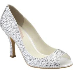 Women's Pink Paradox London Celebrate Ivory Satin