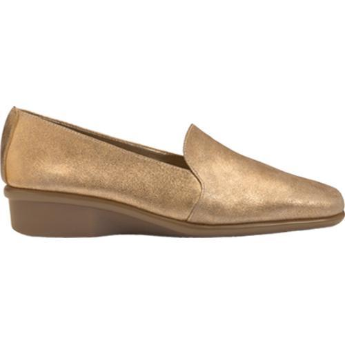 Women's Aerosoles Me Time Gold Leather