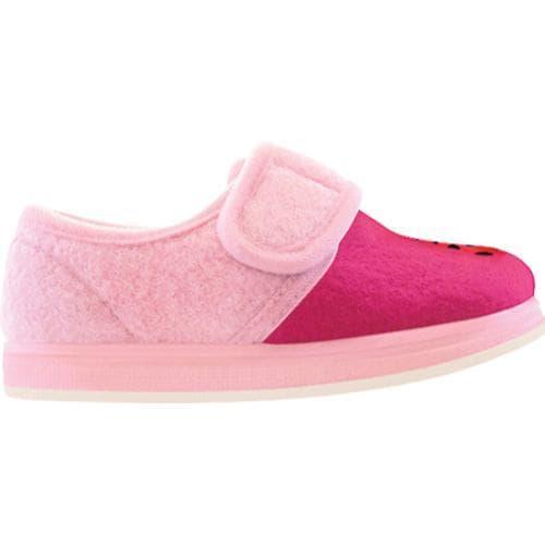 Girls' Foamtreads Comfie Fuchsia/Pink