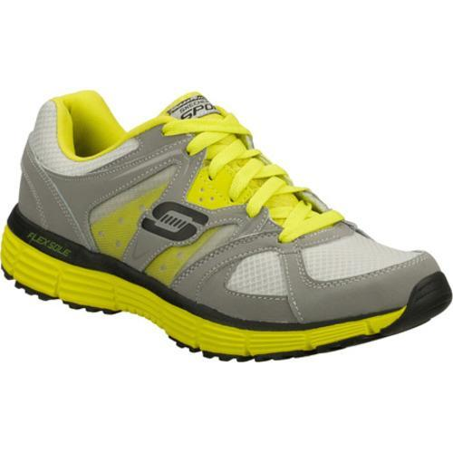 Men's Skechers Agility Outfield Gray/Green