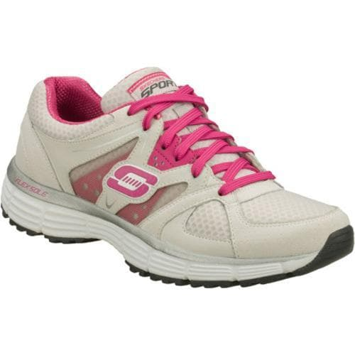 Women's Skechers Agility New Vision Gray/Pink