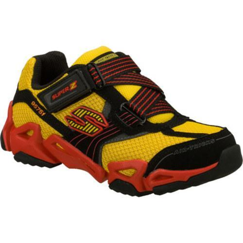 Boys' Skechers Air Tricks Fierce Flex Gravitron Black/Gold
