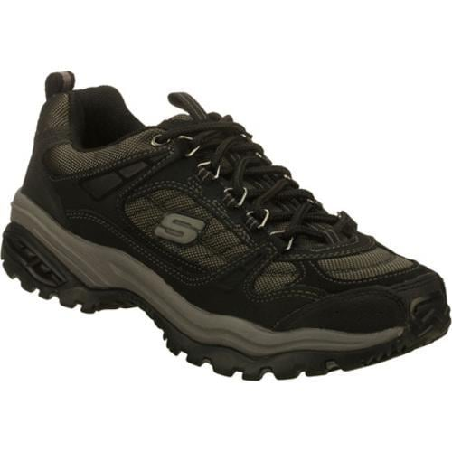 Men's Skechers Energy 3 Alpha Black/Gray