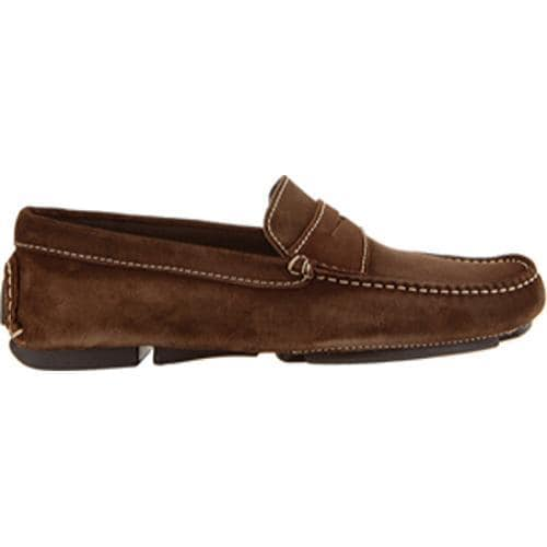 Men's Donald J Pliner Vinco DT Walnut Distress Sport Suede