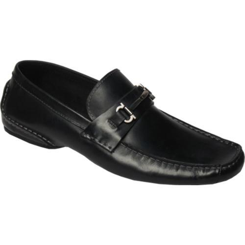Men's Steve Madden Virage Black Leather