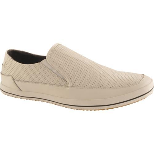 Men's Steve Madden Weldon White Leather - Thumbnail 0