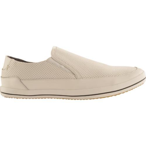 Men's Steve Madden Weldon White Leather - Thumbnail 1