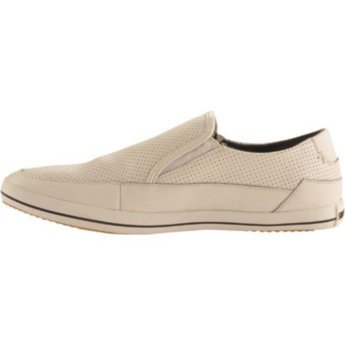 Men's Steve Madden Weldon White Leather - Thumbnail 2