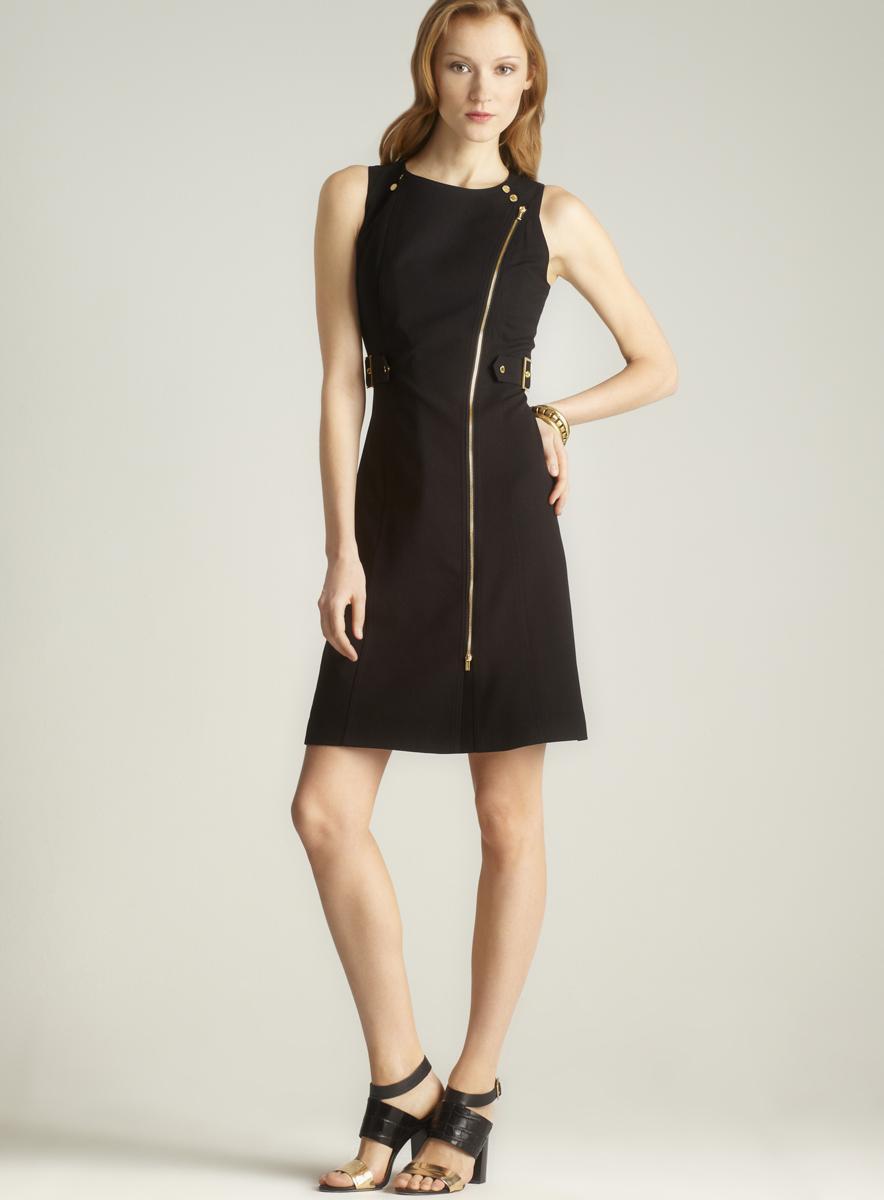 Calvin Klein Side Zip Dress