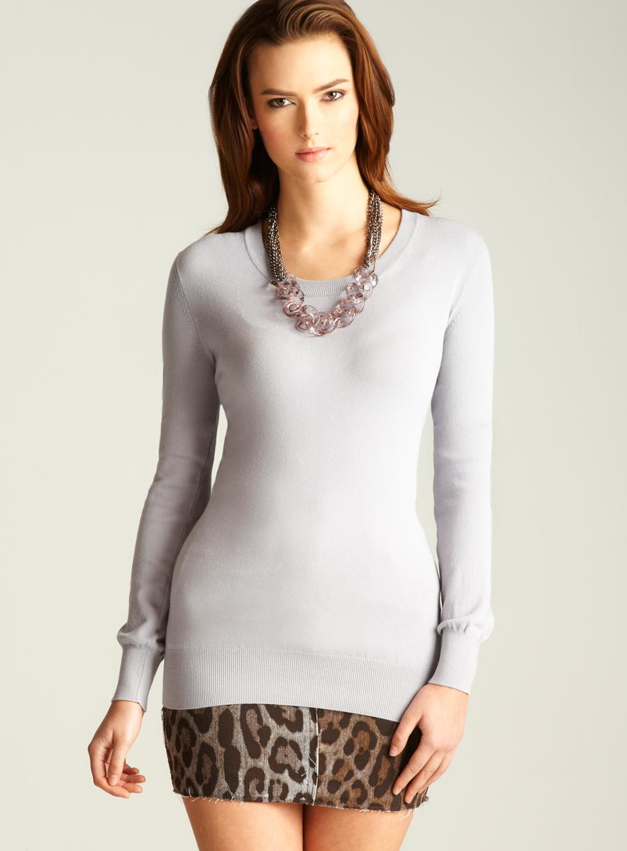 Dolce & Gabbana Scoop Neck Sweater