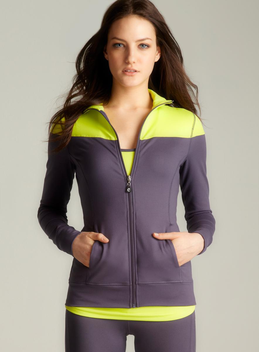 Core Andrea Jovine Performance Jacket