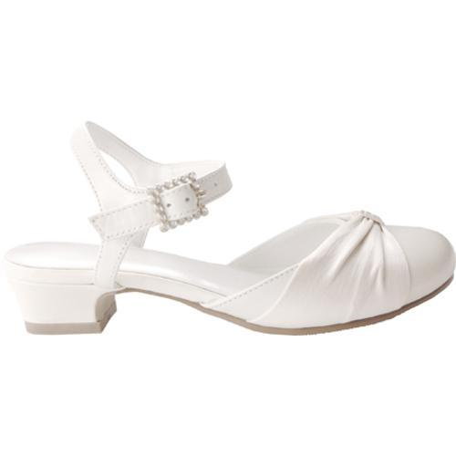 Girls' Kenneth Cole Reaction What A Dress White Leather - Thumbnail 1