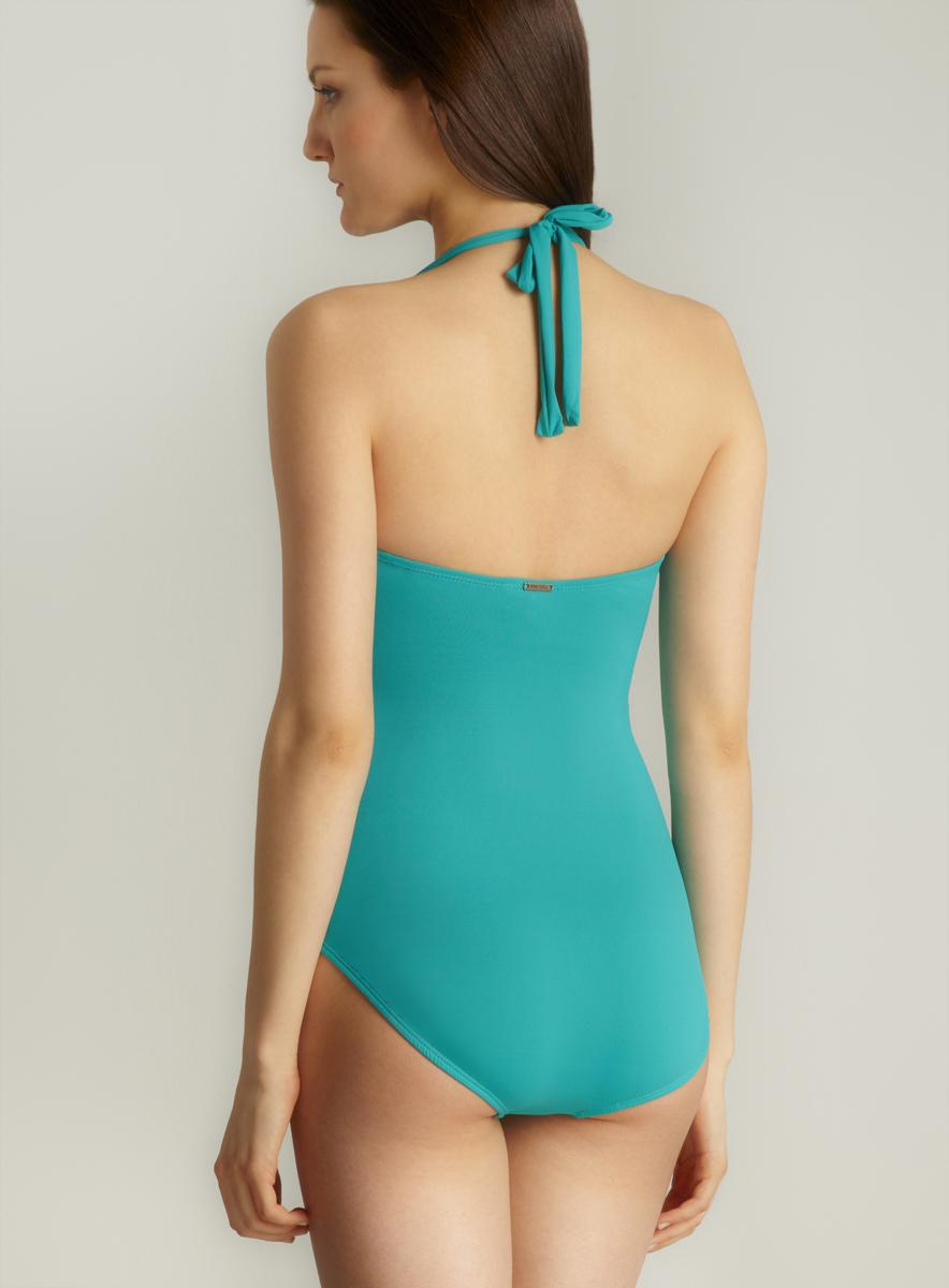 Anne Cole One-piece Halter - Thumbnail 1
