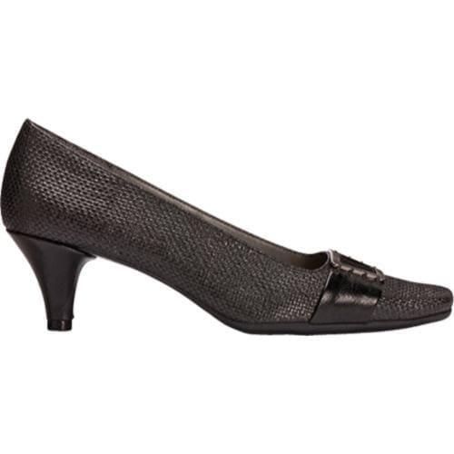 Women's A2 by Aerosoles Cheerystem Black Fabric