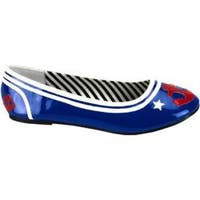Women's Funtasma Sailor 14 Blue Patent